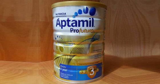 Giá sữa bột Aptamil rẻ nhất cập nhật tháng 8/2019