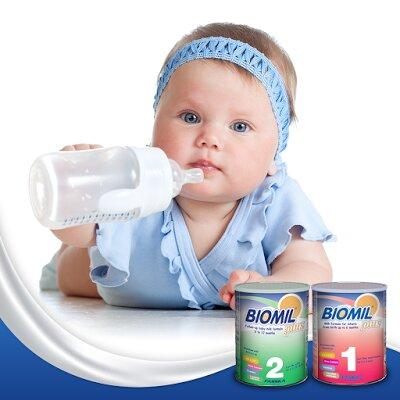 Giá sữa bột Biomil trong tháng 9 là bao nhiêu tiền ?
