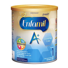 Giá sữa bột cho bé bất dung nạp lactose trong tháng 9/2017