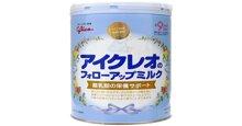 Giá sữa bột Glico Icreo cập nhật tháng 6/2018