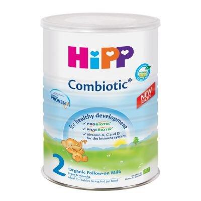 Giá sữa bột Hipp trong tháng 9/2017 là bao nhiêu tiền ?