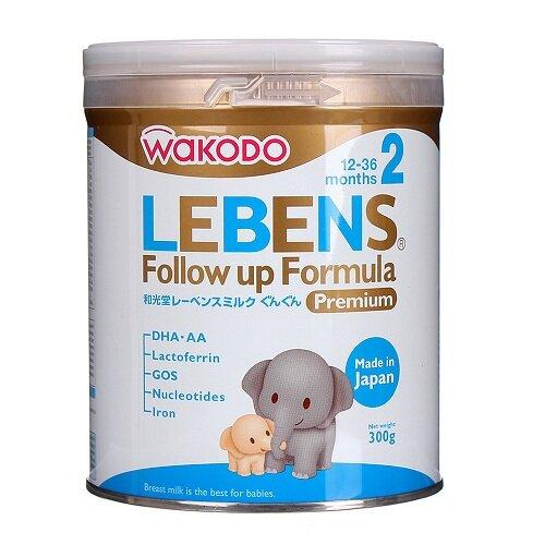 Giá sữa bột Wakodo trong tháng 10/2017 là bao nhiêu tiền ?