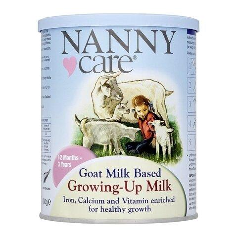 Giá sữa dê công thức cho bé trong tháng 9/2017 là bao nhiêu tiền ?