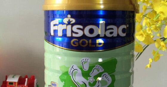 Giá sữa Friso cho bé mới nhất (tháng 11/2017)