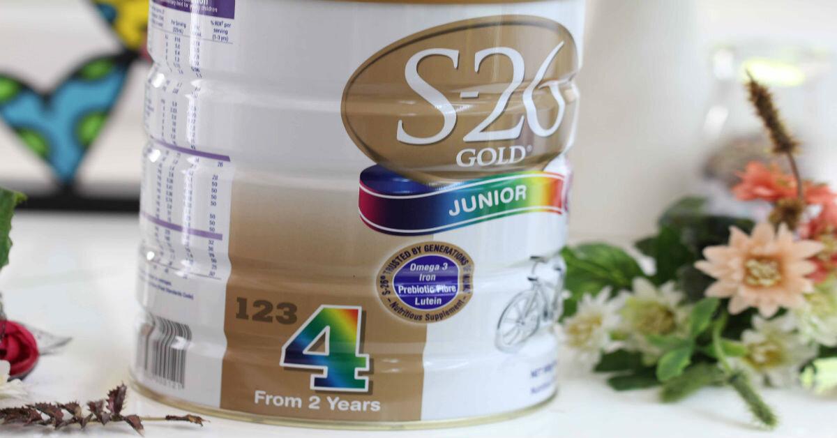 Giá sữa S26 cho bé mới nhất trong tháng 11/2017