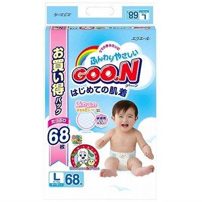 Giá tã dán Goon trong tháng 10/2017 là bao nhiêu tiền ?