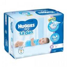 Giá tã dán Huggies mới nhất là bao nhiêu tiền?