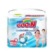 Giá tã quần Goon rẻ nhất thị trường cập nhật tháng 5/2017