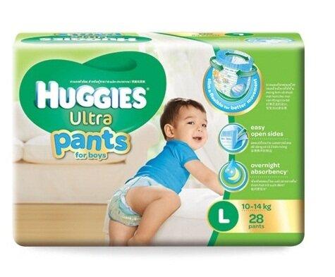 Giá tã quần Huggies mới nhất là bao nhiêu tiền?