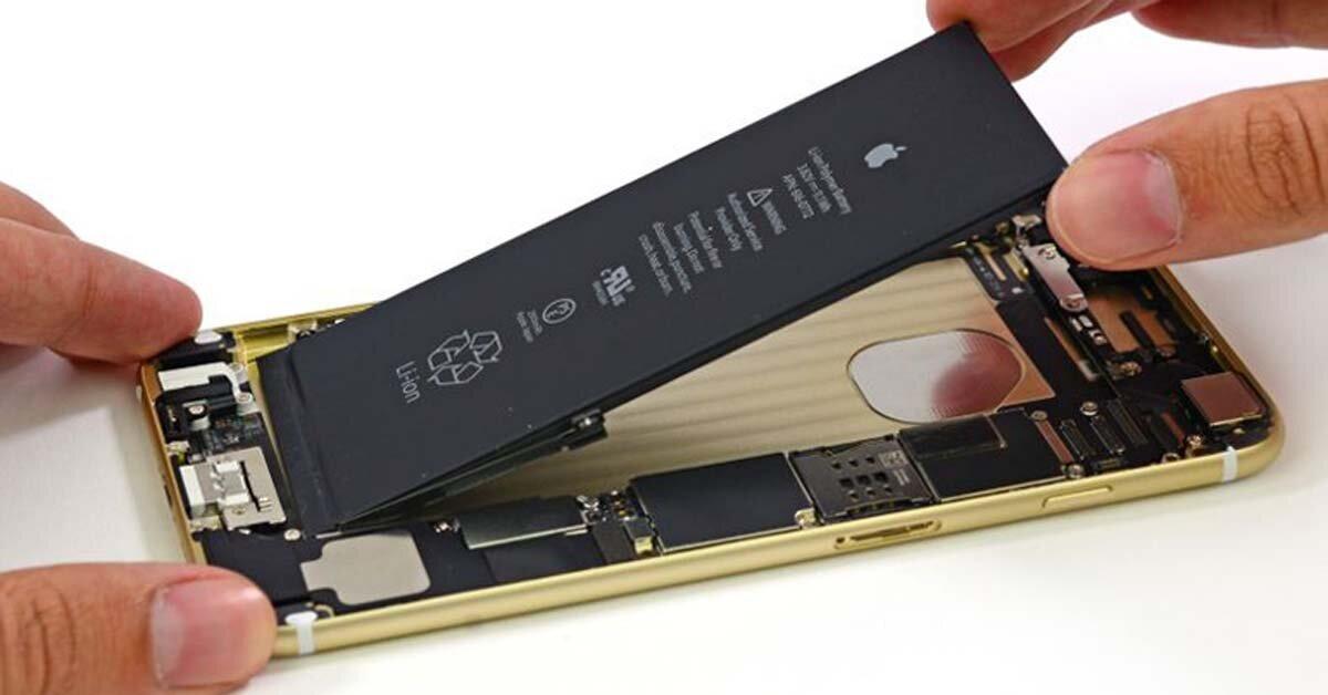 Giá thay pin iPhone rẻ nhất (từ iPhone 4 tới iPhone X) hết bao nhiêu tiền?
