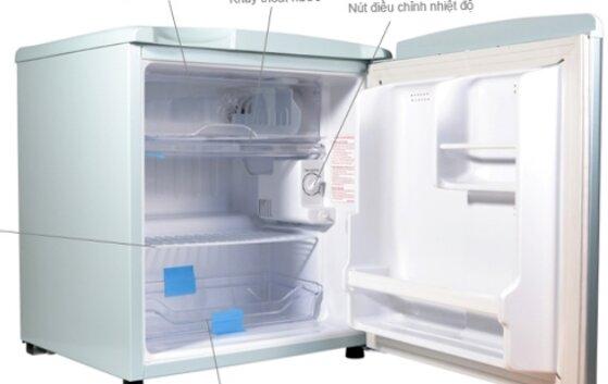 Giá tủ lạnh mini Toshiba 50 tới 88 lít cho gia đình bao nhiêu