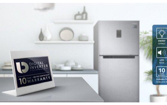 Giá tủ lạnh Samsung Inverter có xứng đáng với chi phí bỏ ra