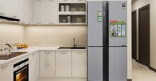 Giá tủ lạnh Sharp cập nhật mới nhất tháng 8/2019
