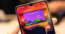 Giá và các thông số kỹ thuật chính của điện thoại Samsung Galaxy A50 vừa mới ra mắt