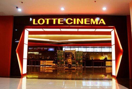 Giá vé xem phim tại các rạp Lotte Cinema Hà Nội năm 2016