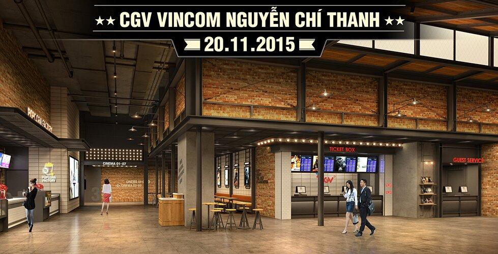 Giá vé xem phim tại các rạp CGV Hà Nội năm 2016