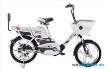 Giá xe đạp điện Honda chính hãng rẻ nhất thị trường năm 2017