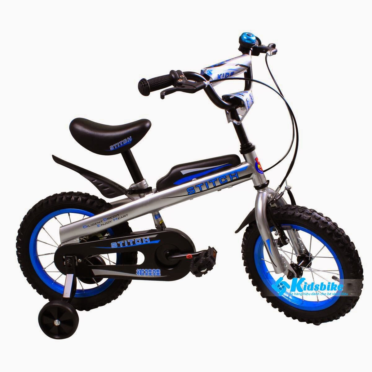 Giá xe đạp Stitch cho bé trai, bé gái bao nhiêu tiền năm 2017