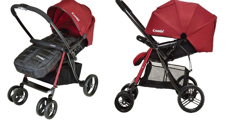 Giá xe đẩy trẻ em Combi Nhật Bản mới nhất là bao nhiêu?