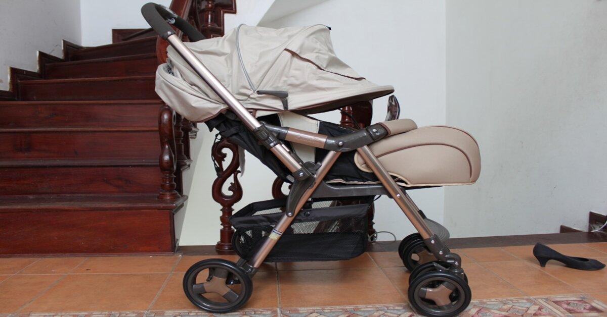 Giá xe đẩy trẻ em Combi tăng hay giảm trong tháng 6/2018