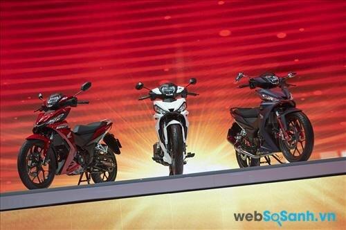 Giá xe Honda Winner 150 trên thị trường là bao nhiêu?
