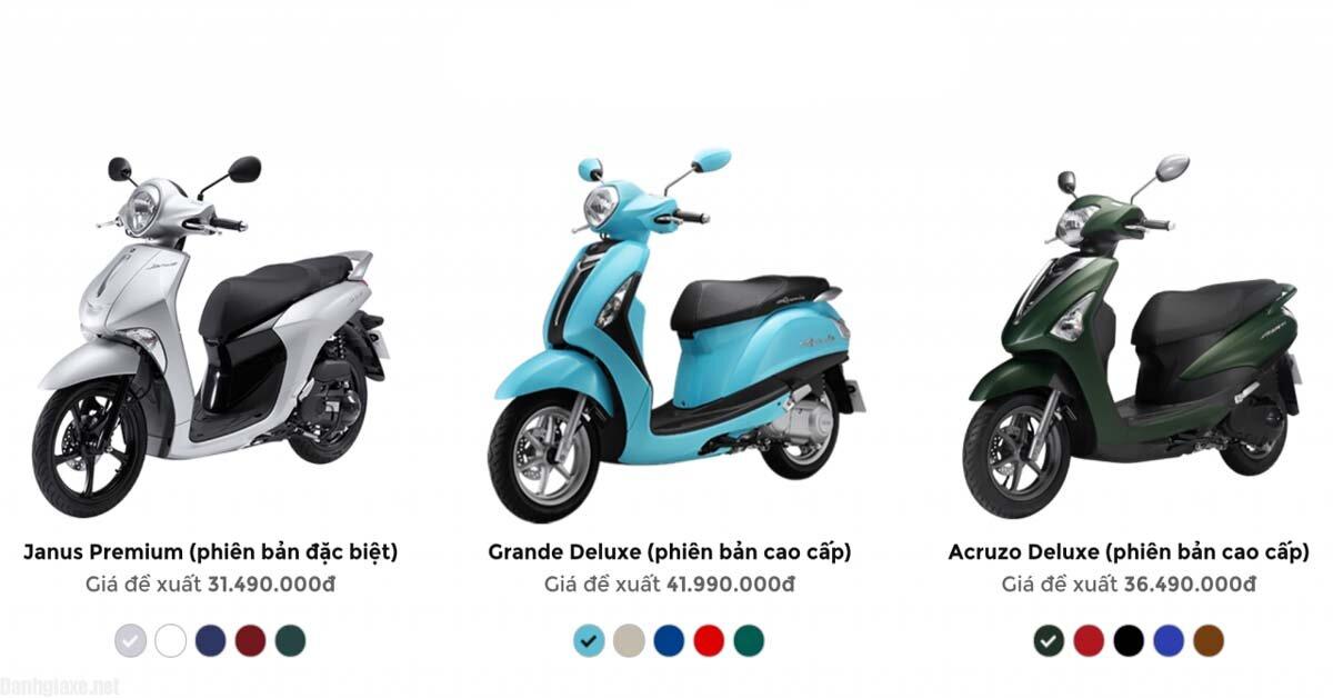 Giá xe máy Yamaha Janus phiên bản 2019 bao nhiêu tiền? Mua ở đâu rẻ nhất?