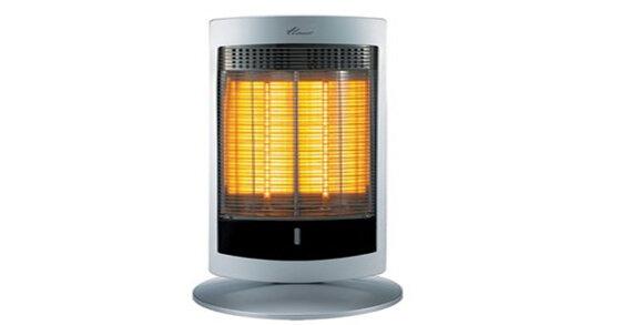 Giải đáp bạn đọc: Đèn sưởi halogen có hại không?