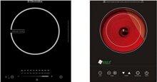 Giải đáp thắc mắc nên mua bếp hồng ngoại hay bếp từ?