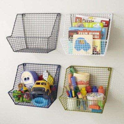 Giải pháp để lưu trữ đồ chơi cho bé