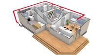 Giải pháp điều hòa lý tưởng cho nhà chung cư