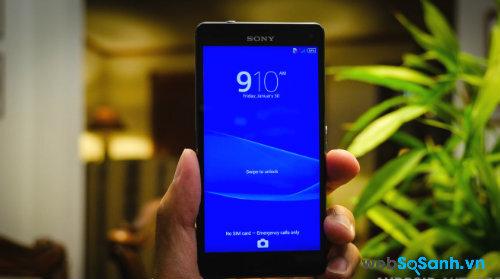Giải pháp xử lý các vấn đề xảy ra với Sony Xperia Z3 Compact
