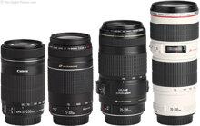 Giải quyết các vấn đề xảy ra với ống kính tele của máy ảnh DSLR