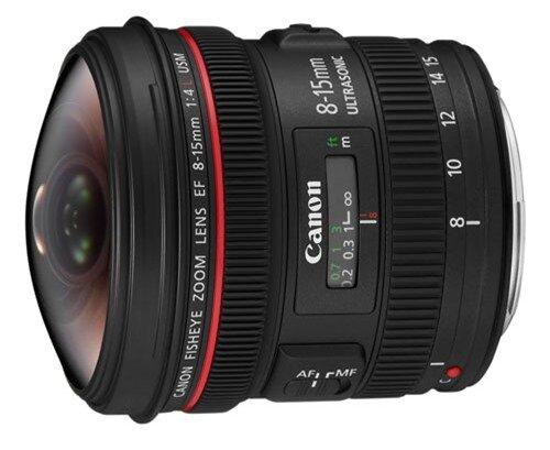 Giải thích ký hiệu trên ống kính máy ảnh Canon
