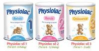 Giáng sinh sữa bột Physiolac có giảm giá không ?