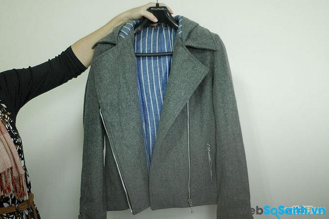 Giặt áo khoác dạ đúng cách – Bạn đã biết?