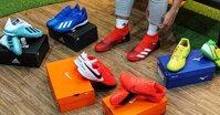 Giày đá banh chính hãng và fake khác nhau thế nào?