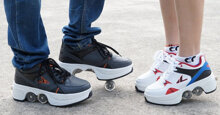Giày patin 4 bánh gấp xếp là gì? Nên mua của hãng nào?