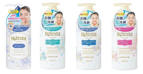 Giới thiệu 3 sản phẩm sữa rửa mặt Bifesta đến từ Nhật Bản