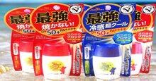 Giới thiệu chi tiết về các dòng kem chống nắng omi
