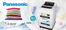 Giới thiệu máy giặt Panasonic 10kg NA-F100A4GRV giá từ 6,2 triệu đồng