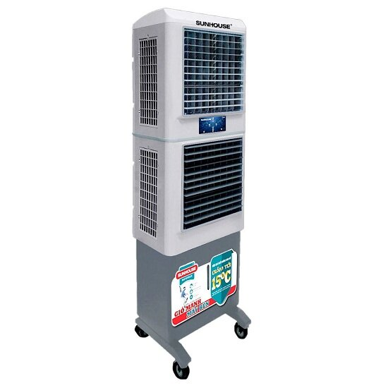 Giới thiệu quạt điều hòa không khí Sunhouse SHD7795