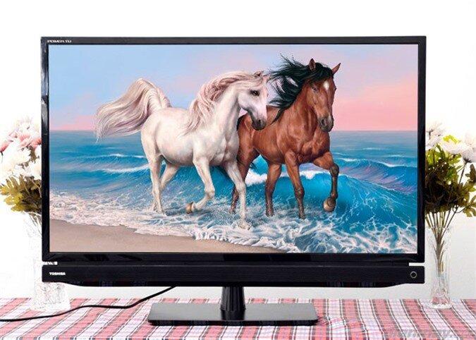 Giới thiệu về Tivi LED Toshiba 32P1303 – 32 inch, Full HD (1920 x 1080)