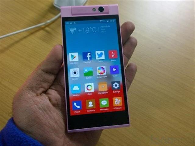 Gionee ra mắt Elife E7 Mini chạy chip 8 nhân giá rẻ