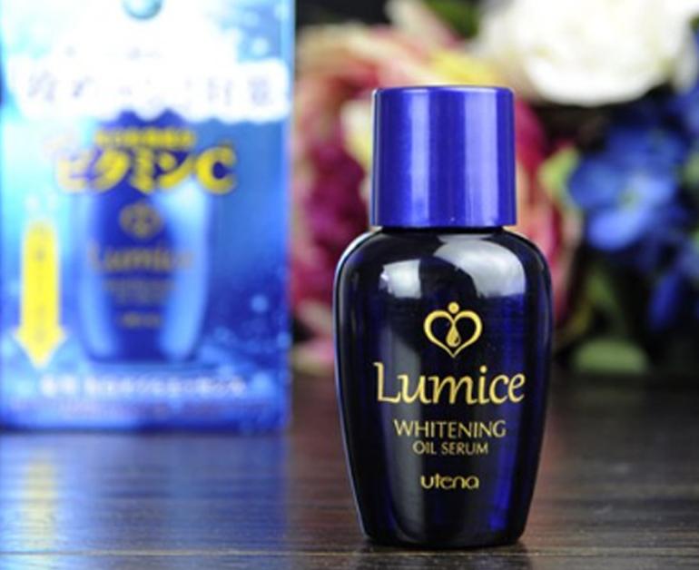 Utena Lumice Whitening Oil Serum