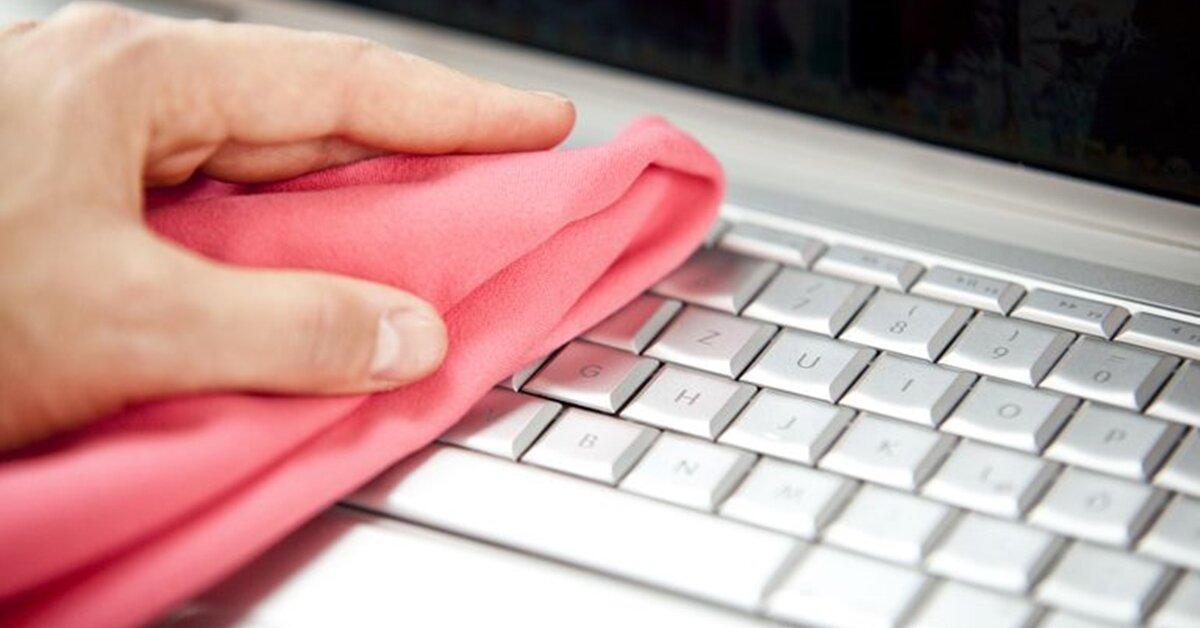 Giữ bàn phím laptop luôn sạch đẹp với hướng dẫn vệ sinh sau đây