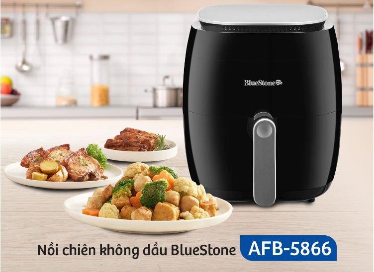 Nồi chiên không dầu điện tử Bluestone AFB-5866 (3.5L) - Giá tham khảo: 1.499.000 vnđ