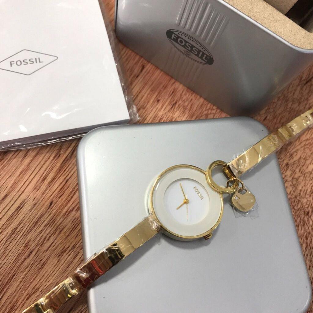 Đồng hồ nữ Fossil kiểu dáng thanh lịch