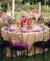 Cách chọn khăn trải bàn cho bàn ăn gia đình ấm cúng