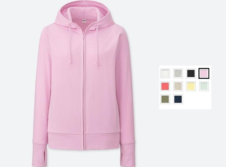 cách chọn mua áo chống nắng Uniqlocách chọn mua áo chống nắng Uniqlo