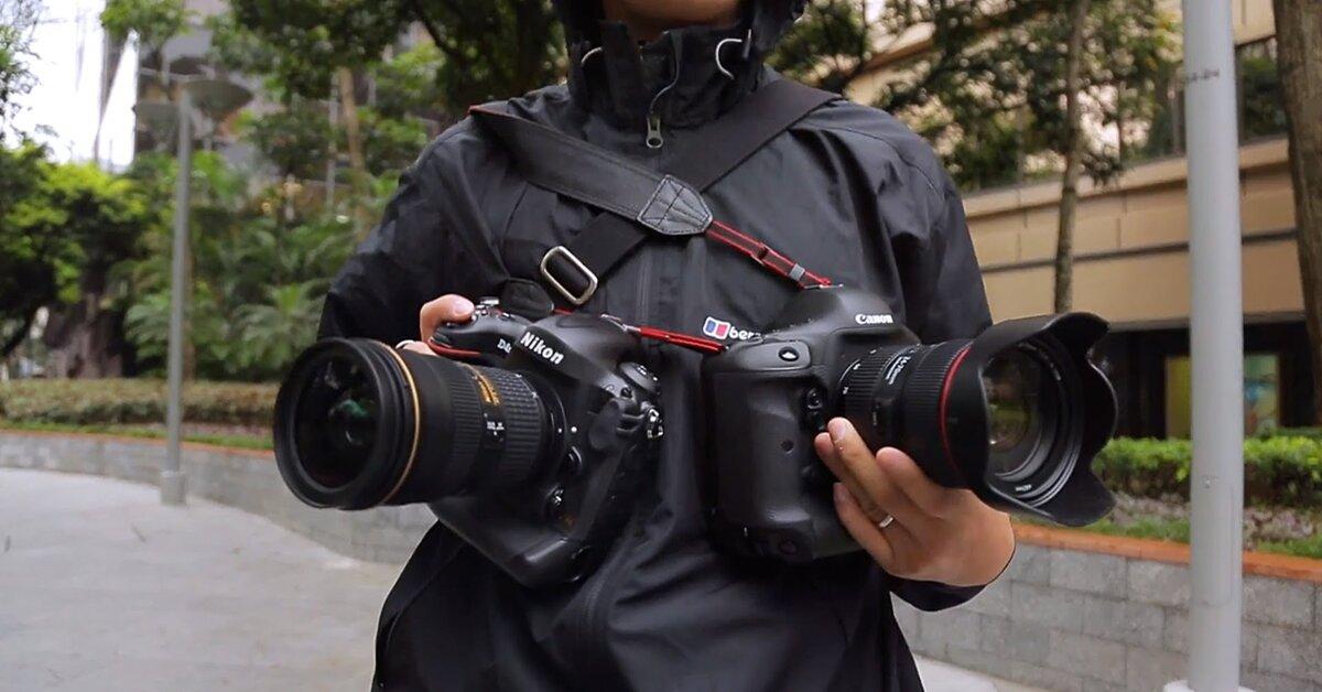 Góc vui: Phân biệt Nhiếp ảnh gia và Máy ảnh gia